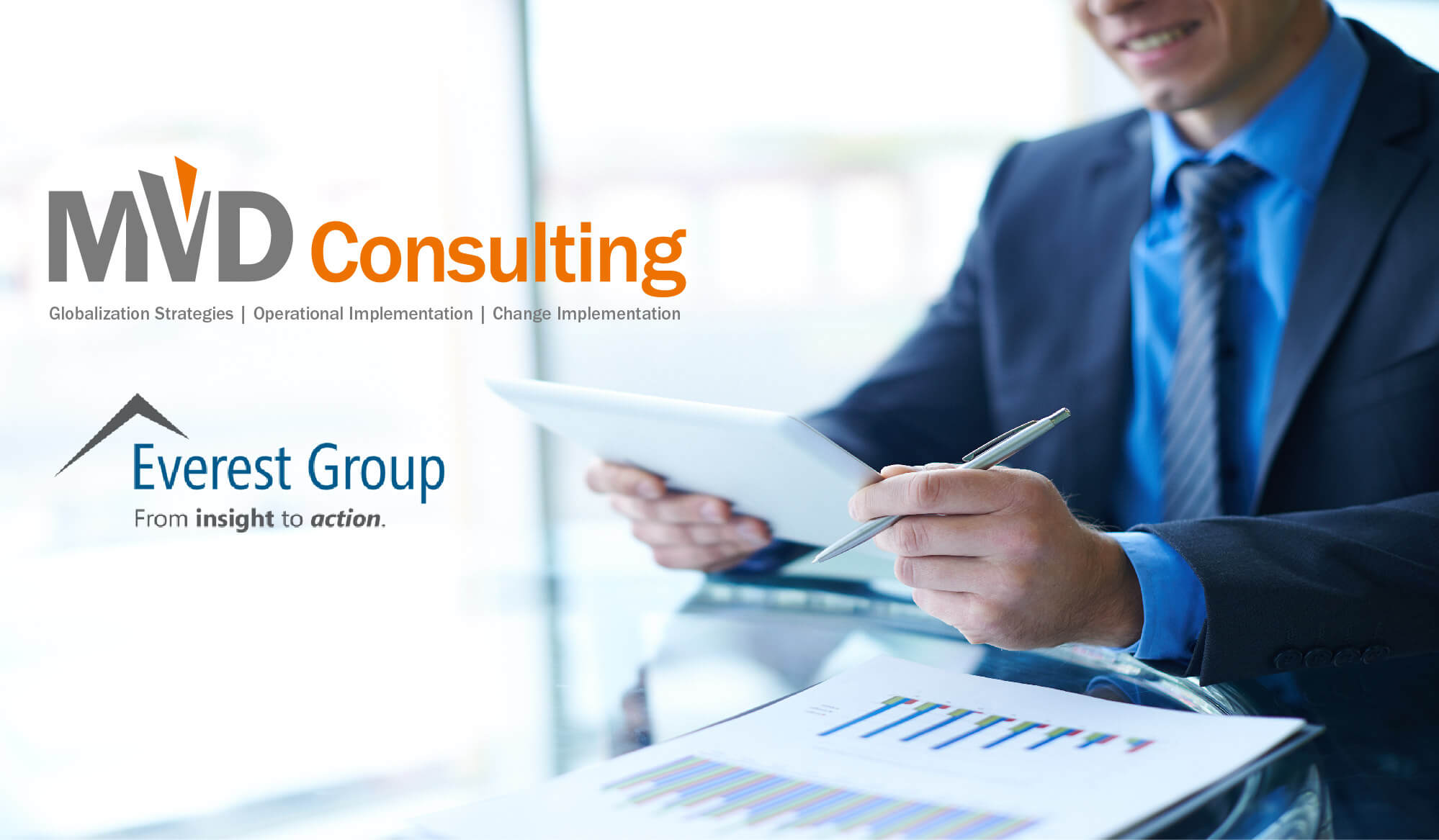 Everest y MVD Consulting